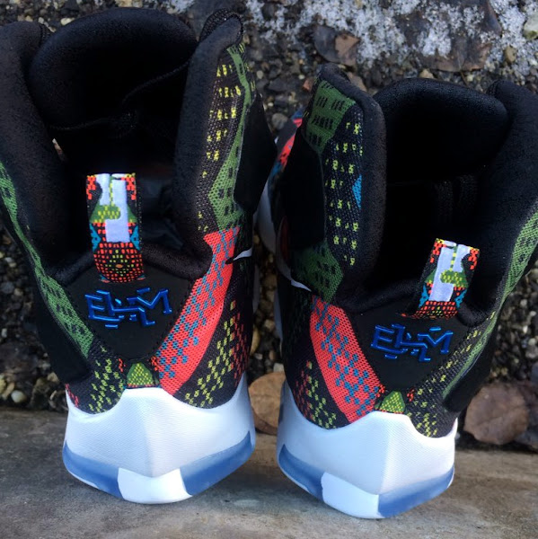 Mens Nike LeBron XIII  Black History Month Edition
