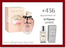 Парфюм FM 436 PURE - LA RIVE - In Flames