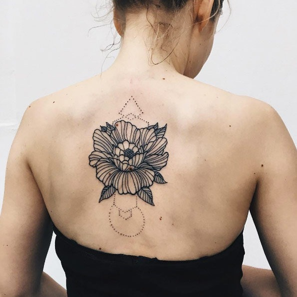 esta_auto-croquis_flor