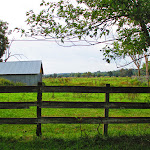 The pasture at the family farm. 1 Symanntha Renn. Missouri. 2014.JPG