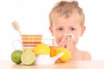 Jika Alergi Menyerang Anak