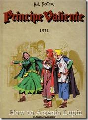 P00015 - Príncipe Valiente (1951)