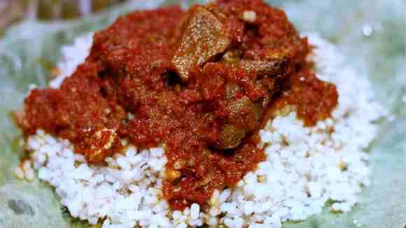 Best Ofada Rice and Sauce Recipe