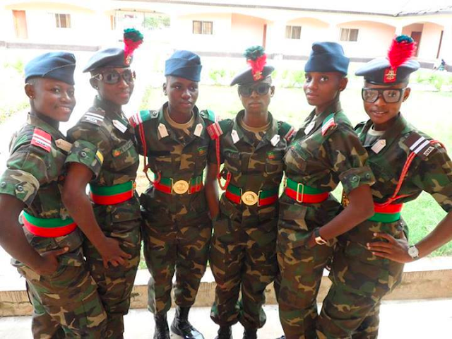 See Twelve Things You Must Experience While Going For The Nigerian Military Test