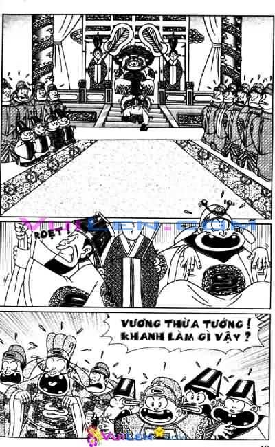 Thần Đồng Đất Việt Tập 85