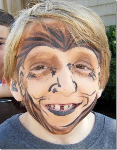 Maquillaje de gorila (11)
