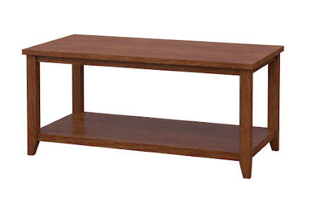 Venice Coffee Table in Old Master Quarter Sawn Oak