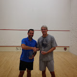 2013 RI Open, 4.0 winner Marc Ducharme and Rip Hastings, finalist