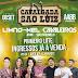 Neste sábado (08) tem Limão com Mel, Cavaleiros do Forró, Jhon e Sialison Melo na AABB de Ruy Barbosa