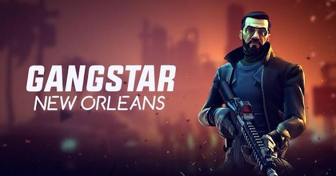 Gangstar New Orleans 1.5.5e (Mod: Munição Infinita) para Android