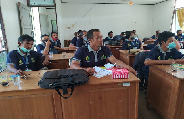 Tingkatkan Kompetensi, Peserta Pelatihan Kunjungi Koperasi