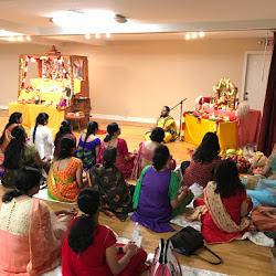 Sri Lakshmi Puja at VCC - Aug 11, 2017