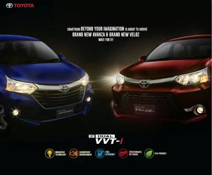 23 Improvement Grand New Avanza Toyota AUTO 2000 Serang