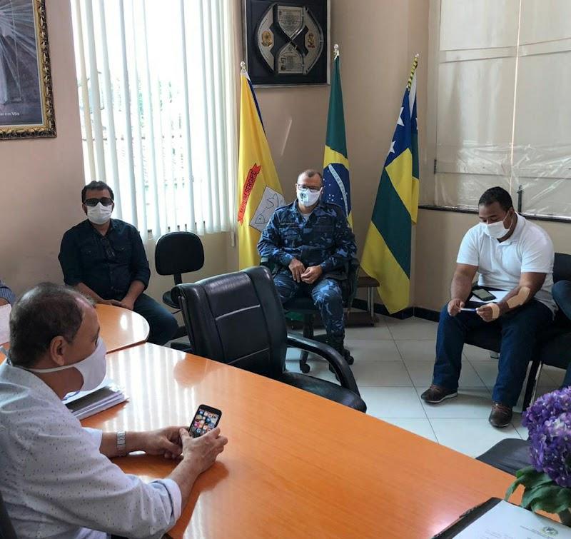 Prefeito de Maruim mantém medidas preventivas no combate ao coronavírus