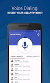 Voice Call / Dialer is a simple app which enables voice dialing / calls on Android Smartphone Apps Download