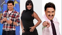 5 famosos que viraram YouTubers, Gretchen, Ratinho, Graciele Lacerda