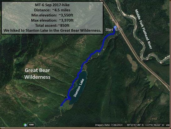 Columbia Falls MT-6 Sep 2017-hike