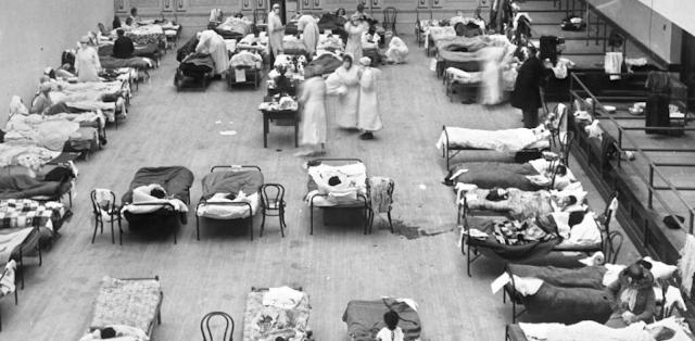 ΗΠΑ: Ο κορονοϊός σκότωσε περισσότερους Αμερικανούς από την ισπανική γρίπη