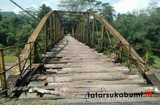 Pacu Adrenalin, Jembatan Menyeramkan Cianjur - Sukabumi