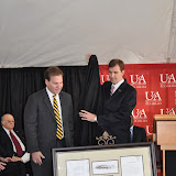 UACCH-Texarkana Creation Ceremony & Steel Signing - DSC_0158.JPG