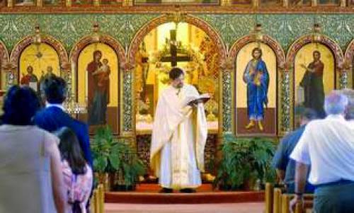 Greek Orthodox Church Old Ways Meet New Days