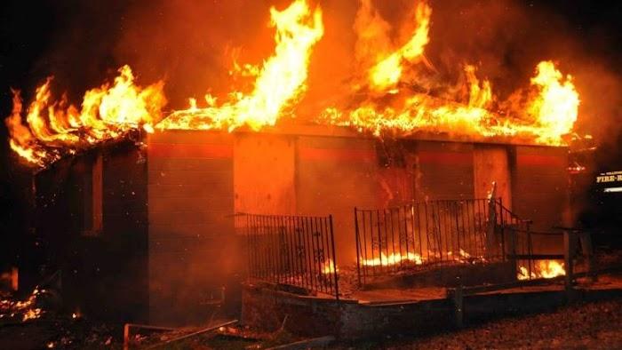 Breaking: Tension on Plateau as fire outbreak rocks JEDC