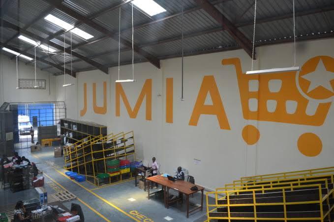 Jumia stores in Nairobi. PHOTO   BNC