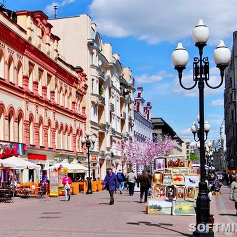 «Арбаты России» — двойники московской улицы