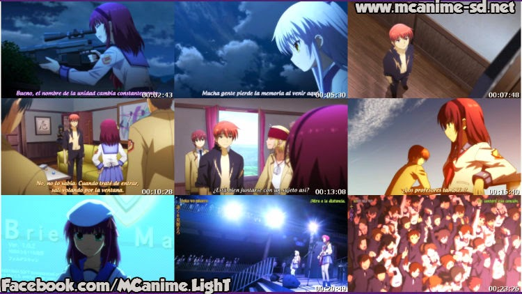 Kuroko No Basket Episode 4 Download 480p Angel Beats 1 13 OVA Subtitle Indonesia 3gp Mp4 Mkv Anime Sub Indo