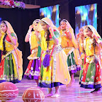 8th Annual Day (Make in India) Rajasthan Folk Dance (VI ABC Girls) (13-1-2018)