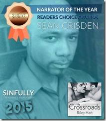9BronzeNarrator of the Year