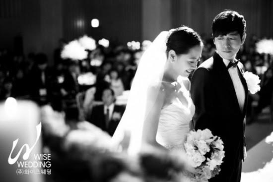 姜成妍婚礼
