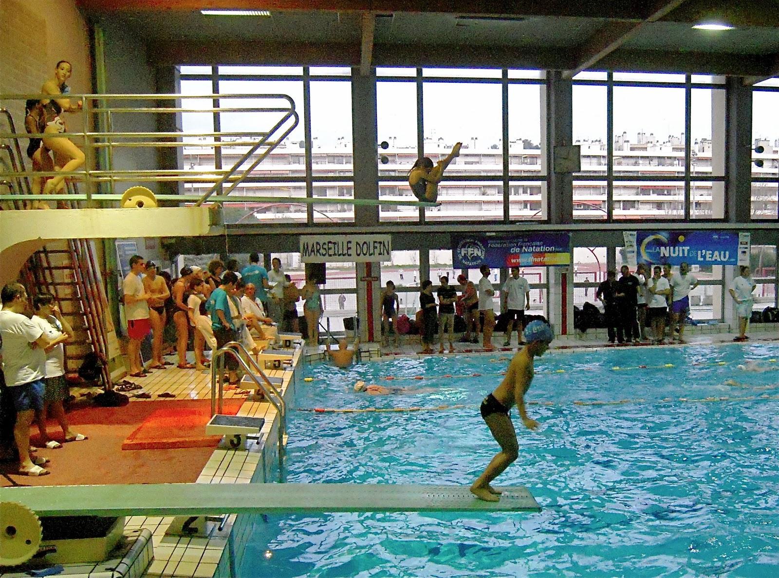 Comit unicef 13 nuit de l 39 eau 2011 dans le for Piscine de saint vallier