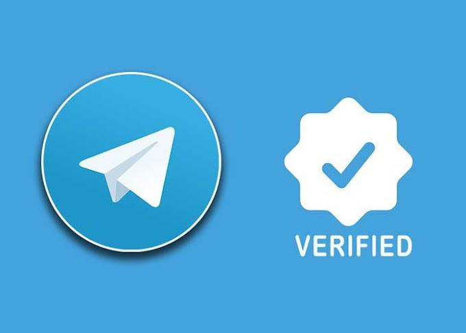 Telegram da Mavi Tik Nasıl Alınır?