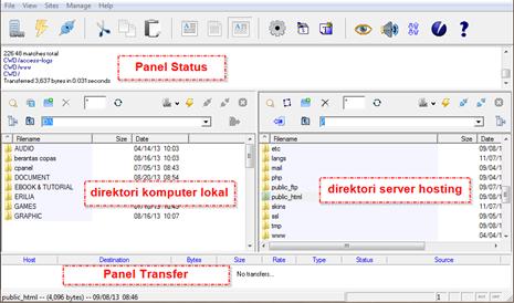 CoreFTP FTP Client