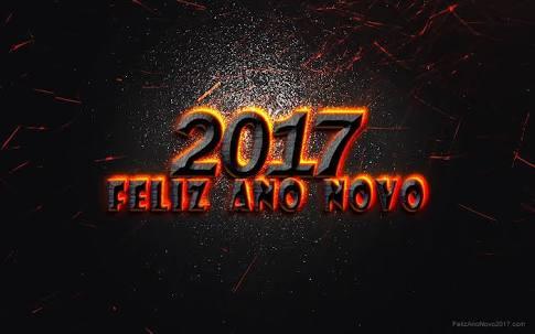 FELIZ ANO NOVO QUE VENHA 2017.