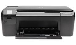 The way to download and install HP Photosmart C4680 lazer printer installer program