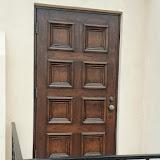 Refinished Oak Door