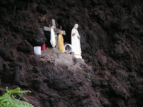 Photo: Алтарь на горной тропе/A small altar on the mountain path