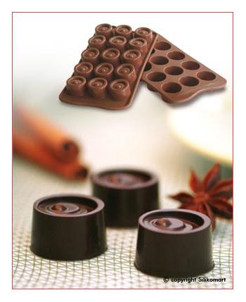 Cetakan Coklat SCG04-Vertigo