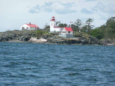 Mary Island Light house