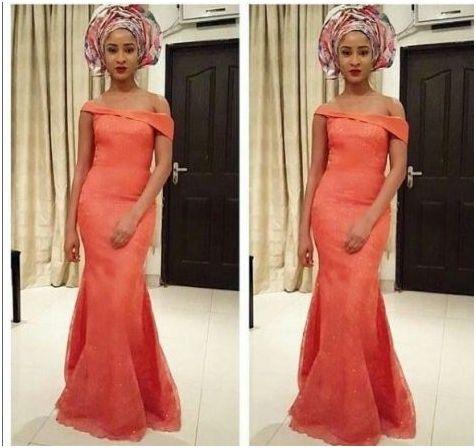 Nigerian wedding igbo brides asoebi - Fashion 2D