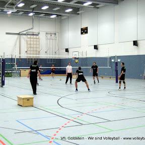 Saison 2010 11 - Herren 1 - Heimspiel um den Aufstieg in die Landesliga