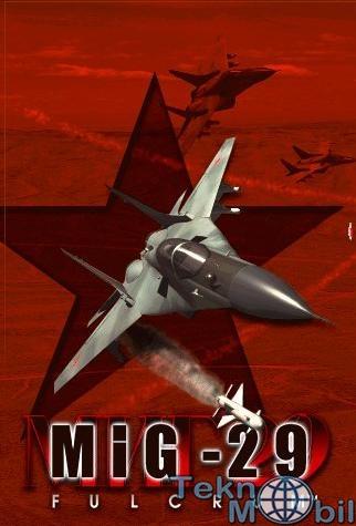 MiG-29 Fulcrum Full
