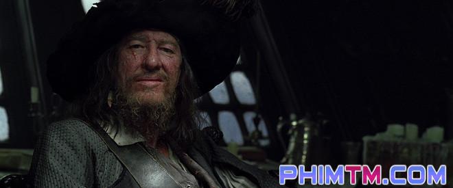 Xếp hạng phản diện trong loạt phim Pirates of the Caribbean - Ảnh 2.