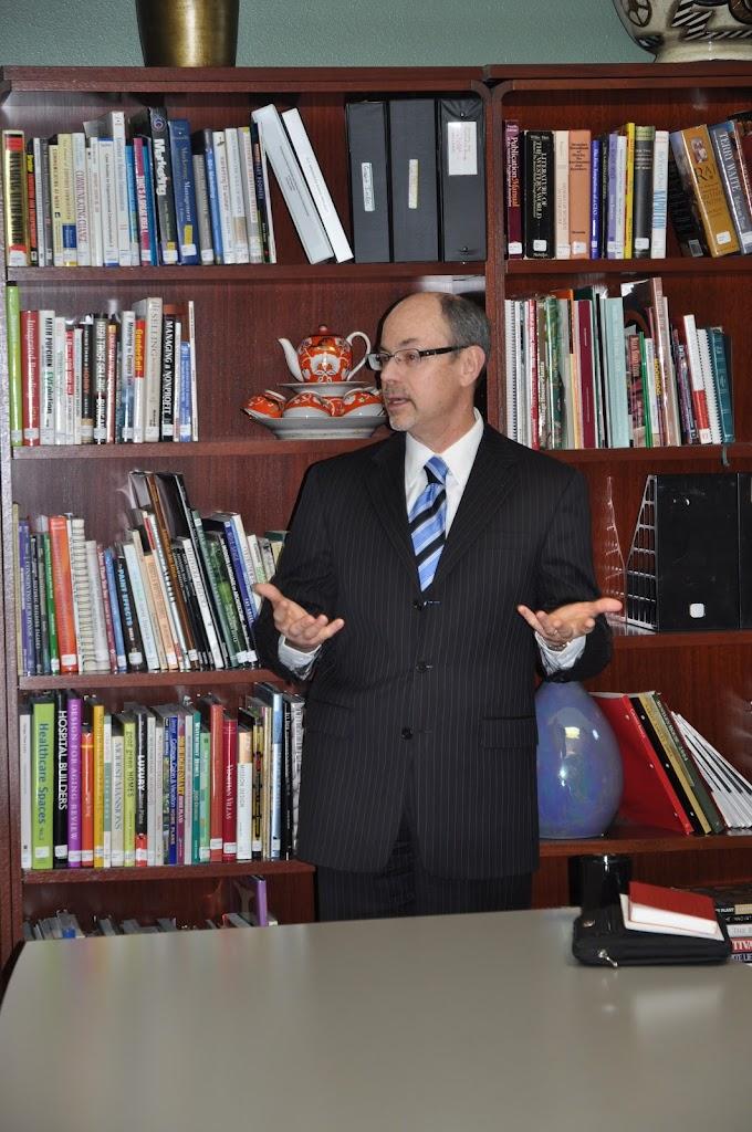 U of A System President Dr. Donald Bobbitt Visit - DSC_0180.JPG