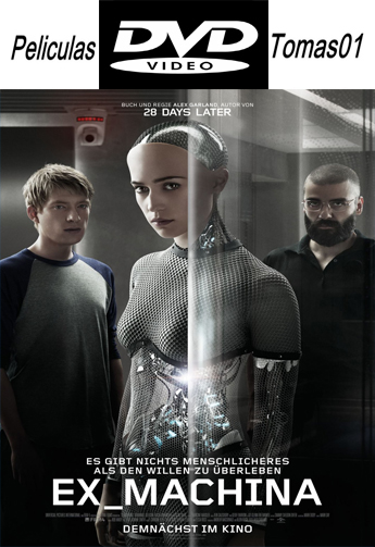 Ex Machina (2015) DVDRip