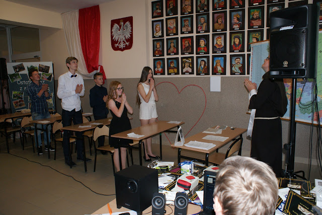Pożegnanie klas trzecich gimnazjum - DSC06290.JPG