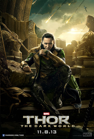 Loki in Marvel's Thor The Dark World #ThorDarkWorldEvent