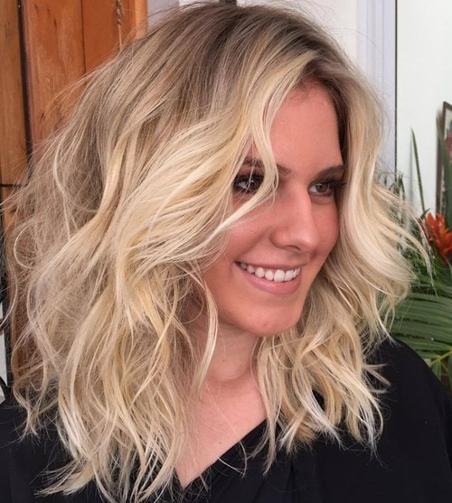 Hairstyles For Mid Length Hair 2018 For Women's 4